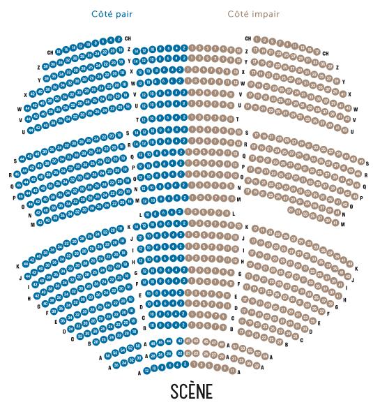 salle spectacle blagnac